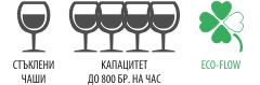 Съдомиялна - WD-6 Glass