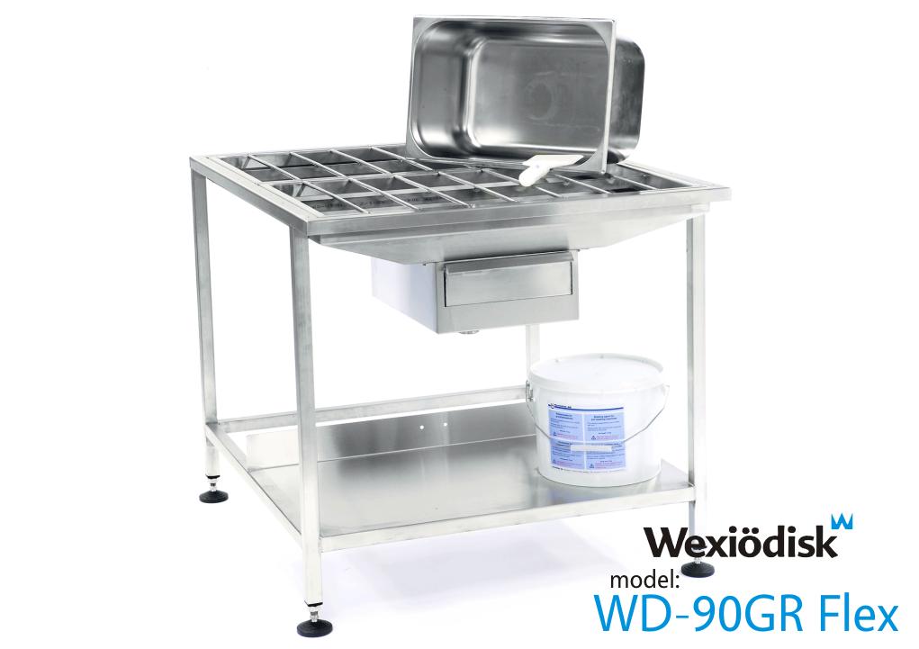 Съдомиялна - WD-90GR Flex