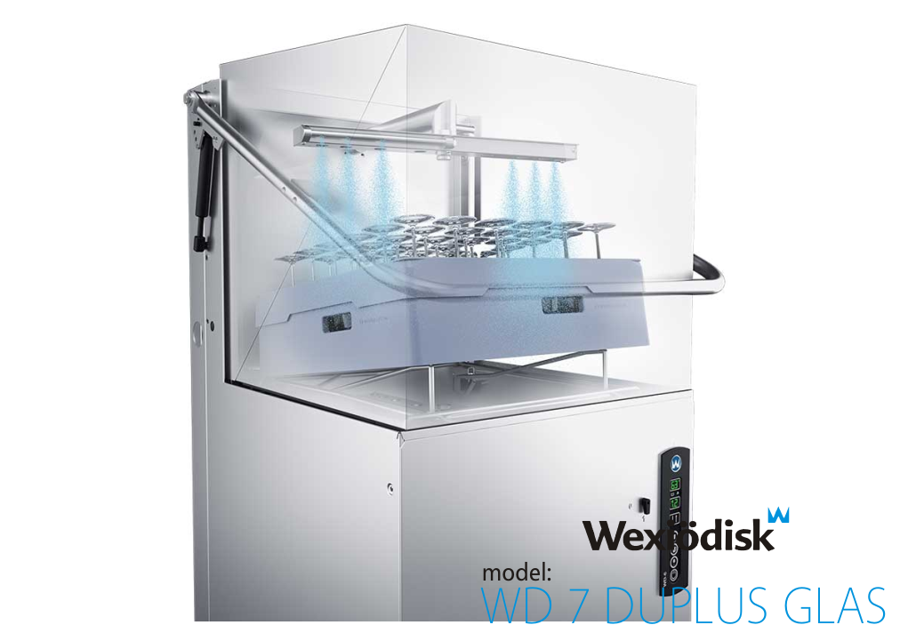 Съдомиялна-WD-7 DUPLUS GLAS